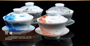 雍荷堂珐琅彩瓷器艺术品馆藏3