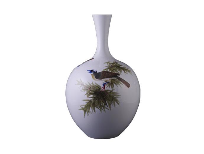 雍荷堂珐琅彩瓷器艺术品白头偕老页缩略图