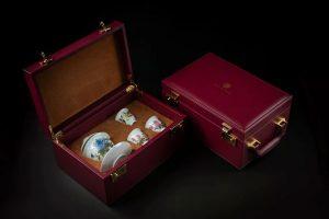 千岁耀武红茶礼盒茶具