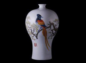 堂馆服务之珐琅彩瓷器艺术品